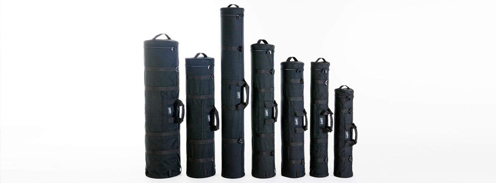 Family of poster tubes